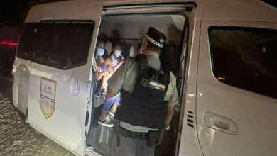 Detectan-a-250 migrantes-entre-ellos-menores-no-acompañados