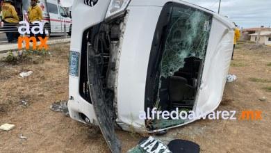 Panel-vuelca-en-la-escenica-Tijuana-Rosarito-varios-lesionados