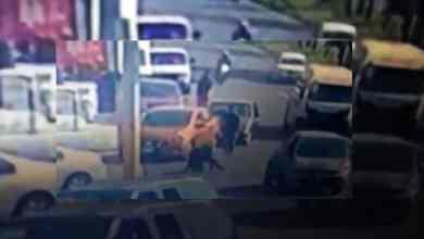 VIDEO-A-punta-de-pistola-intenta-robar-auto-le-dan-golpiza