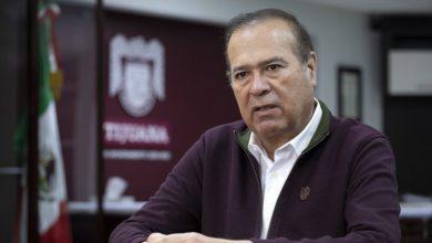 Arturo González Cruz alcalde de Tijuana