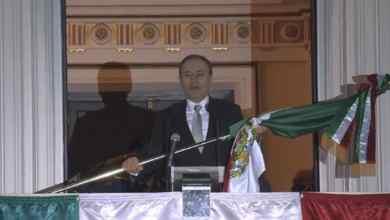 Alfonso-Durazo-da-el-grito-de-Independencia