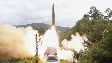 VIDEO-Norcorea-laza-misil-balístico-desde-tren