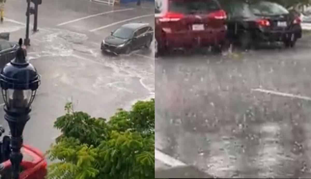 VIDEO-Lluvias-y-granizo-azotan-San-Diego-hay-inundaciones