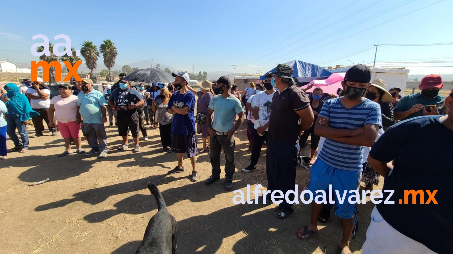Notifican-invasores-de-Valle-Redondo-para-que-desalojen-en-72-horas