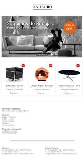 Diseño de mailing