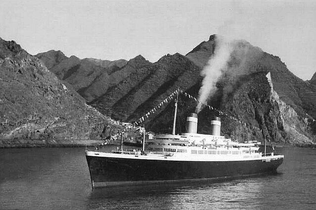 De los grandes cruceros de la época de oro a la nostalgia temática de hoy  (Primera parte).
