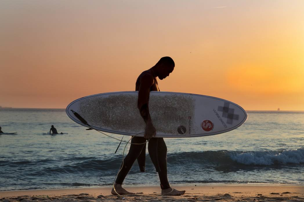 El surf: una alta dosis de adrenalina