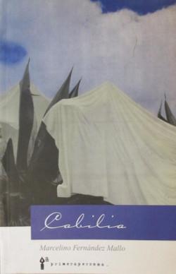 Cabilia, de Marcelino Fernández Mallo