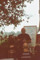 teaching at Apple Oak Grove 2012
