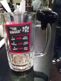 How's this for a drinking vessel? Ring for a refill. :)