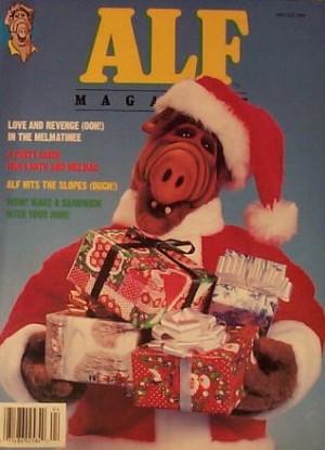 ALF Magazine ALF TV
