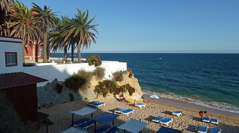 Reisetipps Algarve: Klima, Wetter, Reisezeit