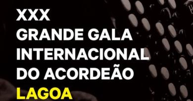 XXX Grande Gala Internacional do Acordeão em Lagoa