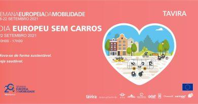 Tavira adere ao Dia Europeu Sem Carros