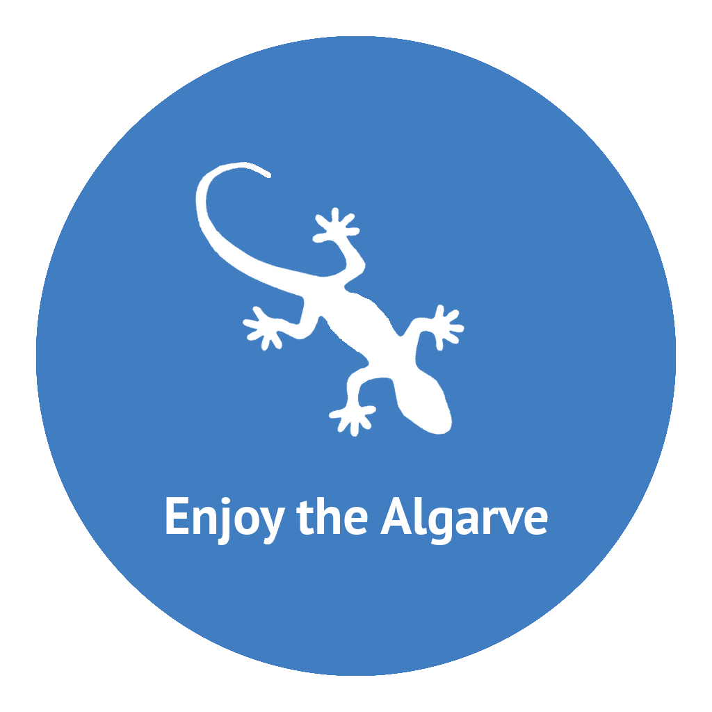 Enjoy the Algarve with Yayeri and Kyle