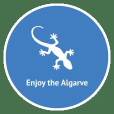 Enjoy the Algarve logo