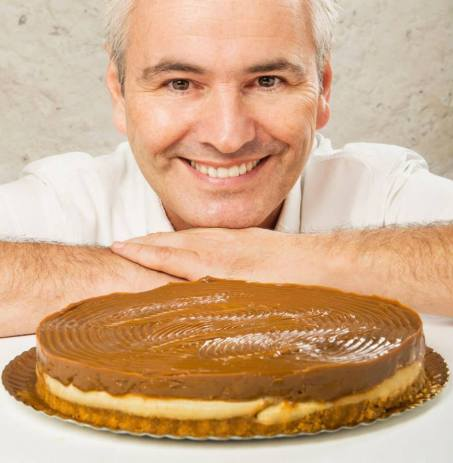 Philippos and his famous Banoffee Pie