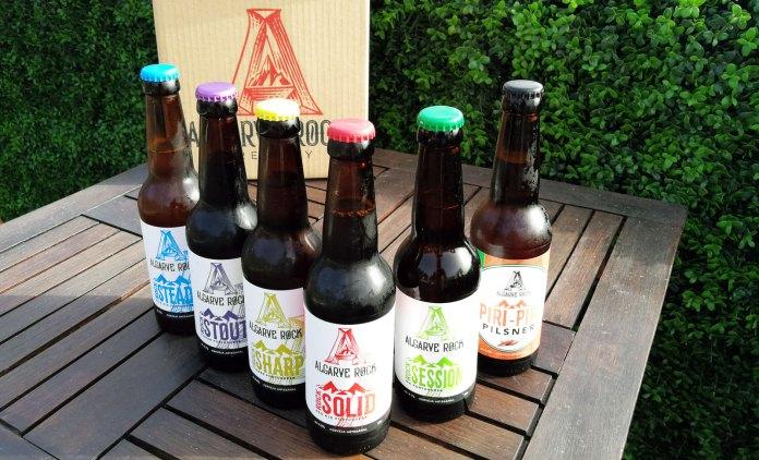 algarve rock breweries