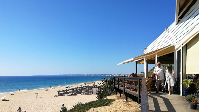 restaurant praia da gale