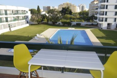 1-bedroom apartment superbly located in Vilamoura to rent