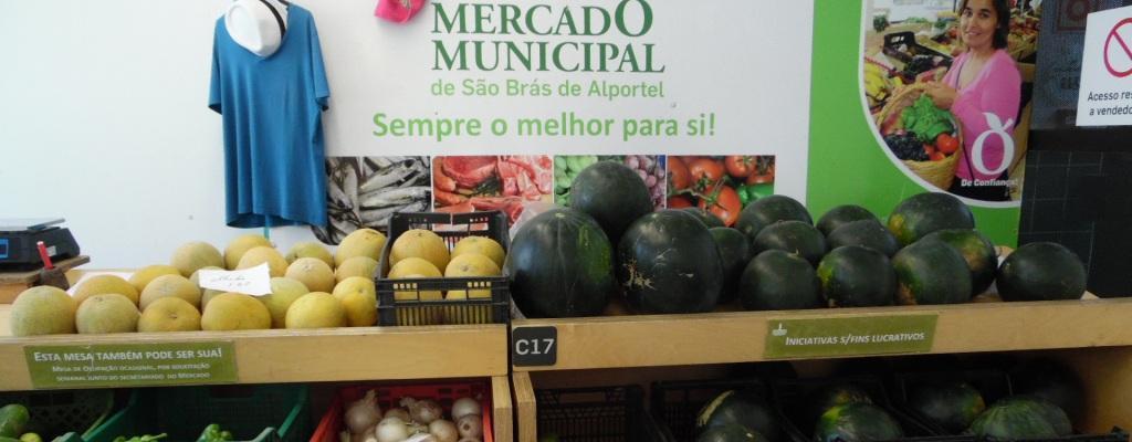 Markt in São Brás de Alportel