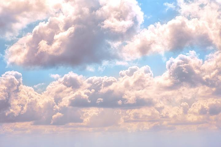 Clouds - - math activities for high school