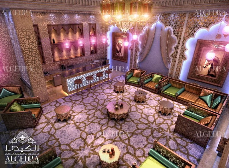 Majlis Design Decor Beautiful Interior Moroccan