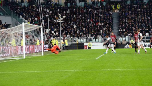 Juventus Milan AC 108