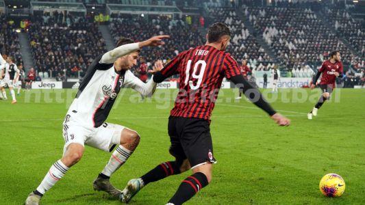 Juventus Milan AC 109