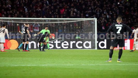 PSG Man United 110