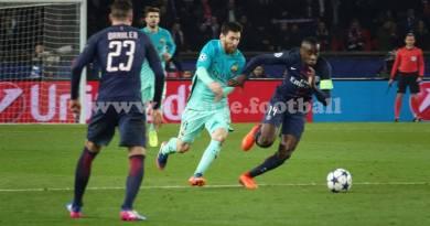 PSG FCbarcelone