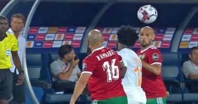 CAN 2019 : Le Maroc s'impose face à la Côte d'Ivoire 1-0 et file en huitièmes , vidéo
