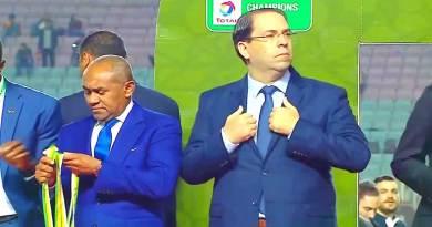 CAN 2019 et le choix des arbitres :  Il y a quelque chose qui ne tourne pas round M Ahmad AHMAD