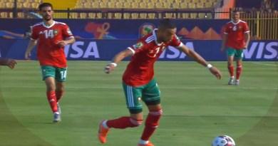 CAN-2019: le Maroc bat la Namibie 1-0 sur une bourde du défenseur adverse, vidéo