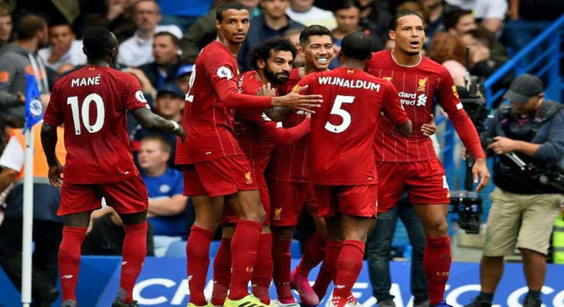 Premier League : Chelsea 1 – Liverpool 2