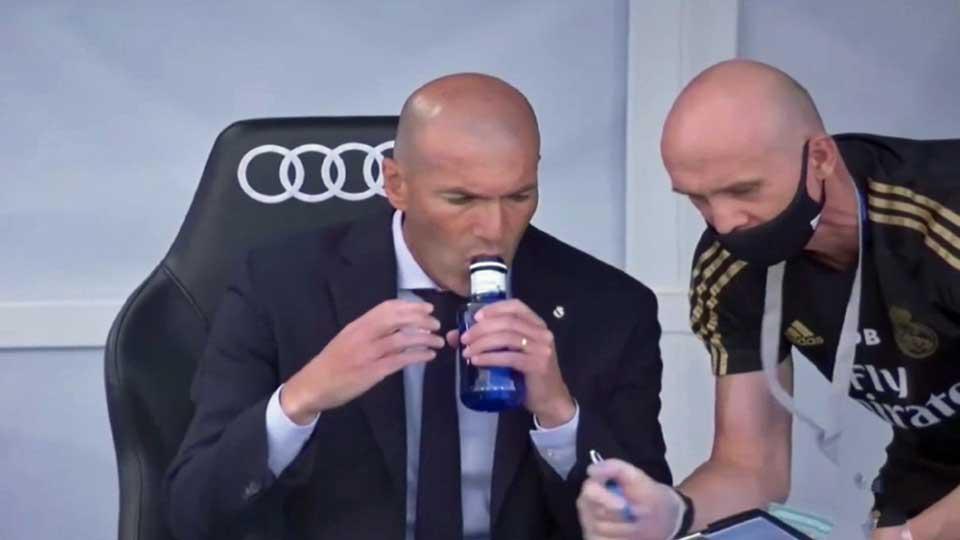 C1 : Real Madrid 3 – Shakhtar 2