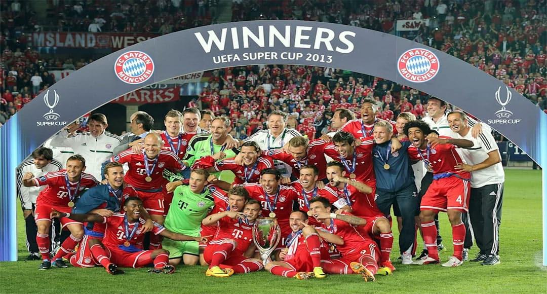 Allemagne : Bayern Munich 5 – Mainz 2