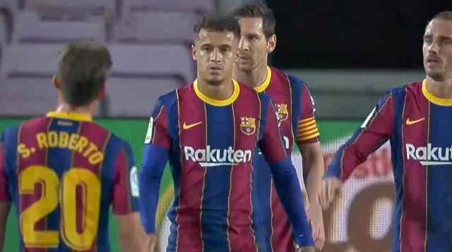 Liga : Grenade 0 – FC Barcelone 4