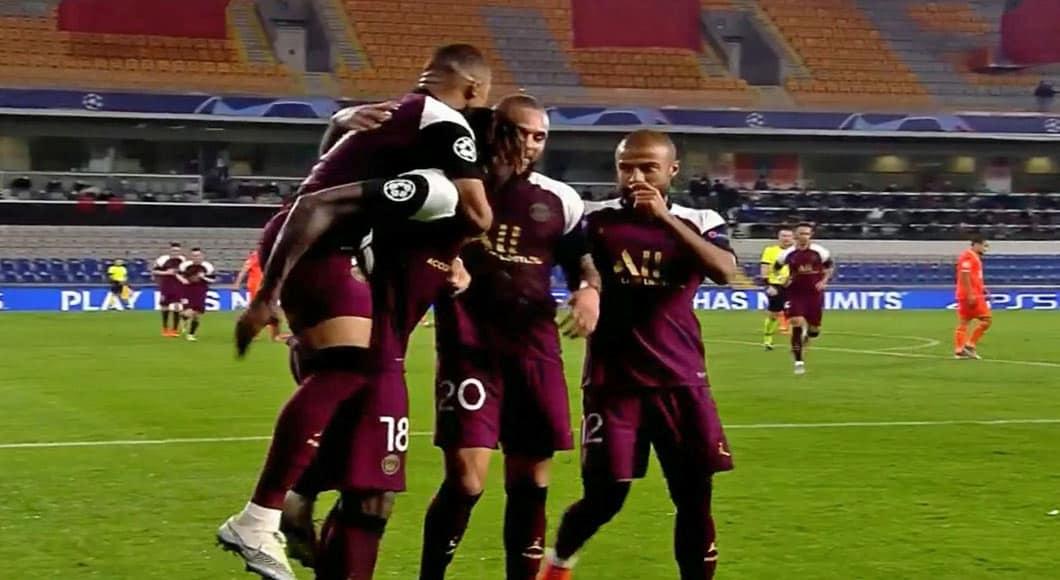 C1 : Istanbul BB 0 – Paris SG 2