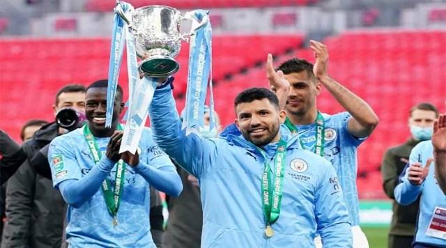 Angleterre : Manchester City – Everton (5-0)