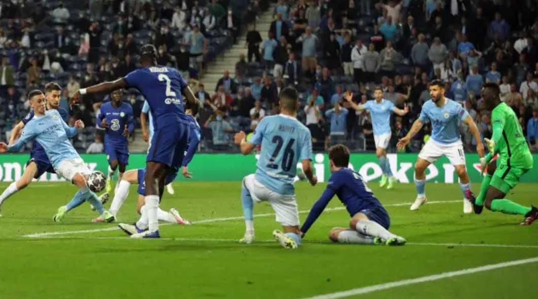 Finale C1 : Manchester City 0 – Chelsea 1