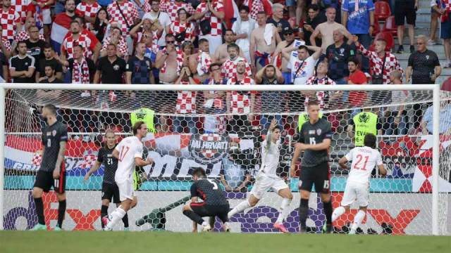 EURO 2020 : Espagne 5 – Croatie 3