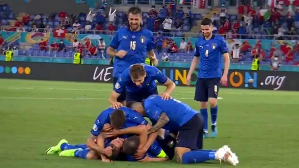 ITALIE EURO 2020