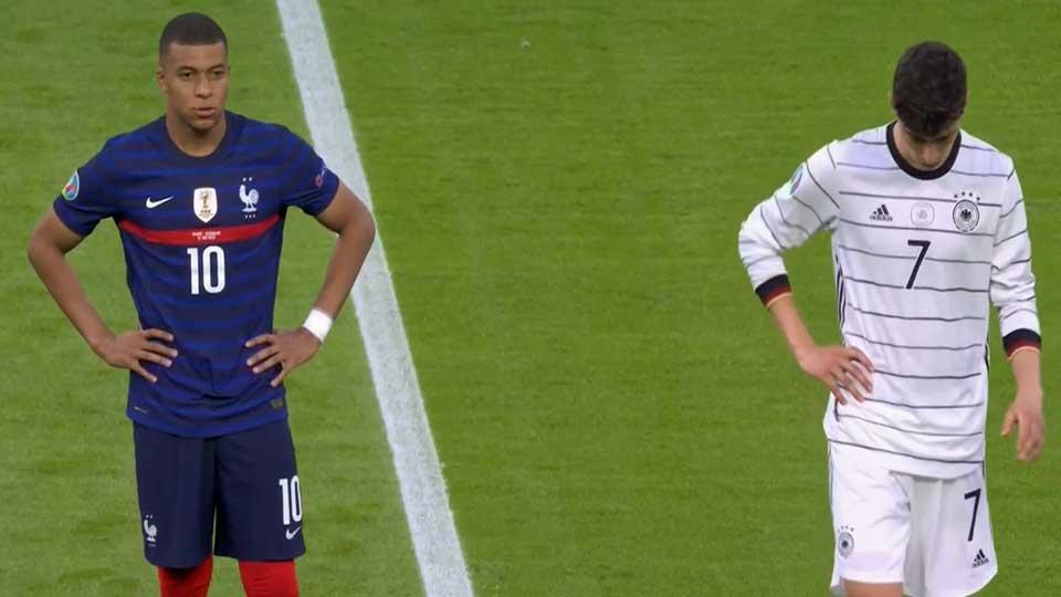Euro 2020 : France 1 – Allemagne 0