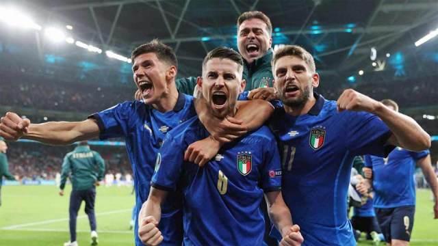 EURO 2020 : ITALIE – ESPAGNE (1-1 , 4-2 TAB)