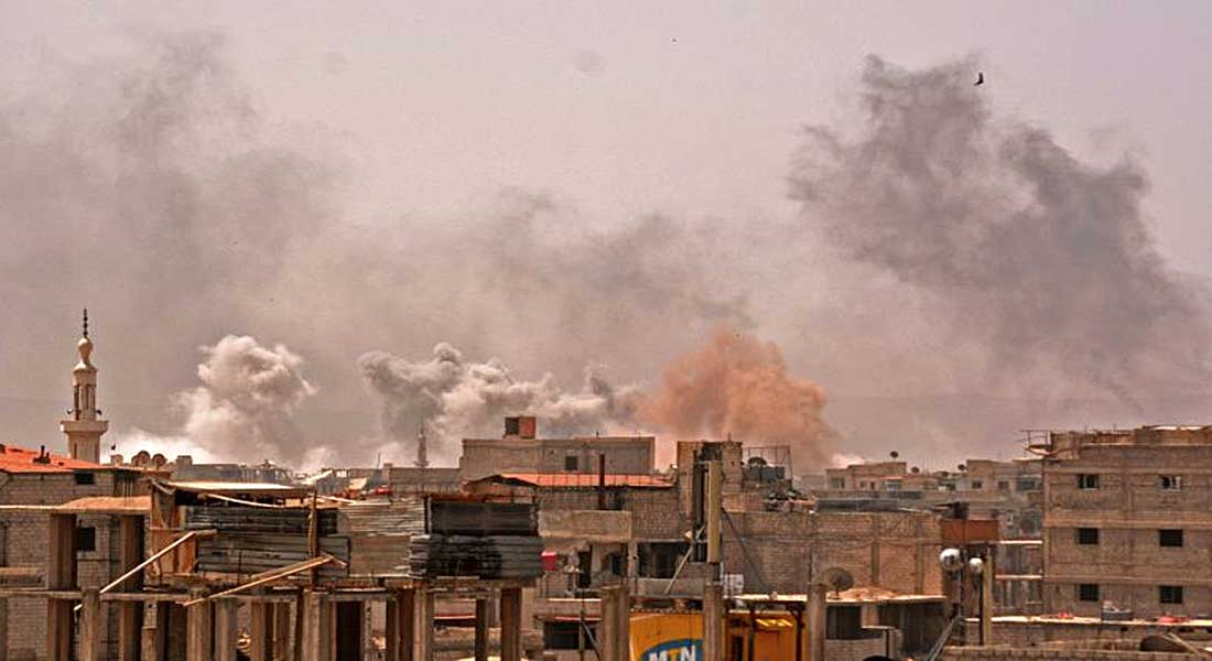 Des missiles israéliens tuent deux personnes en Syrie