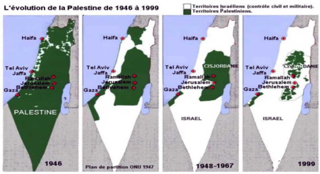 Israël serait en discussions secrètes en vue d'une normalisation des relations avec des pays arabes