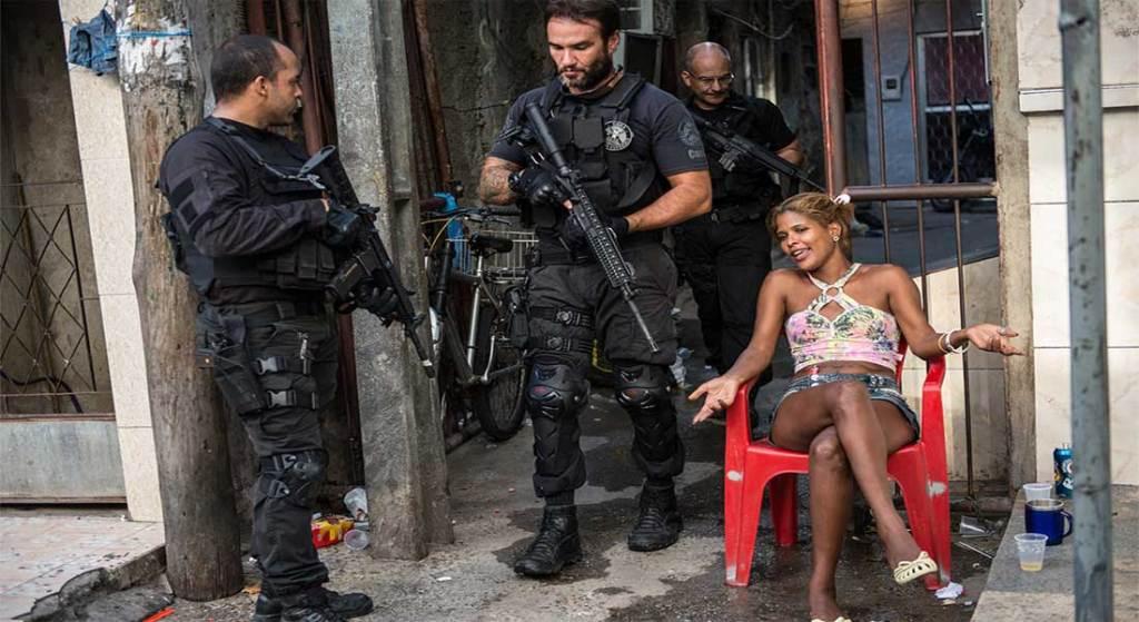 Favela brésil