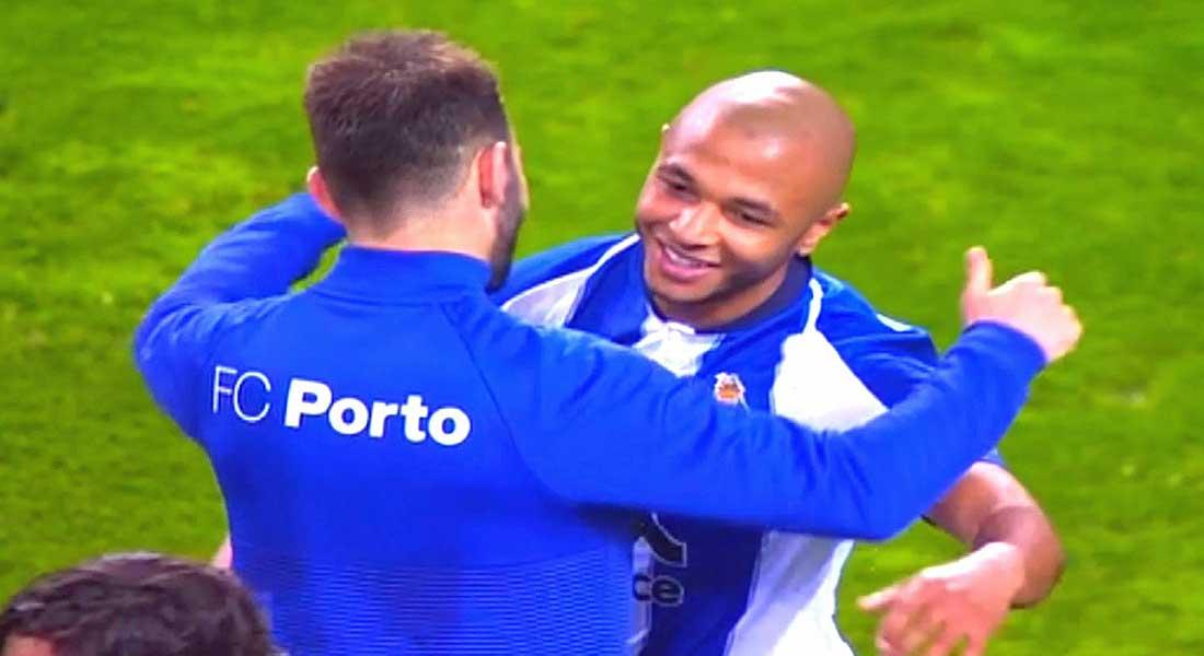 Coupe de Portugal : Yacine Brahimi buteur avec le FC Porto face au Sporting Braga, vidéo