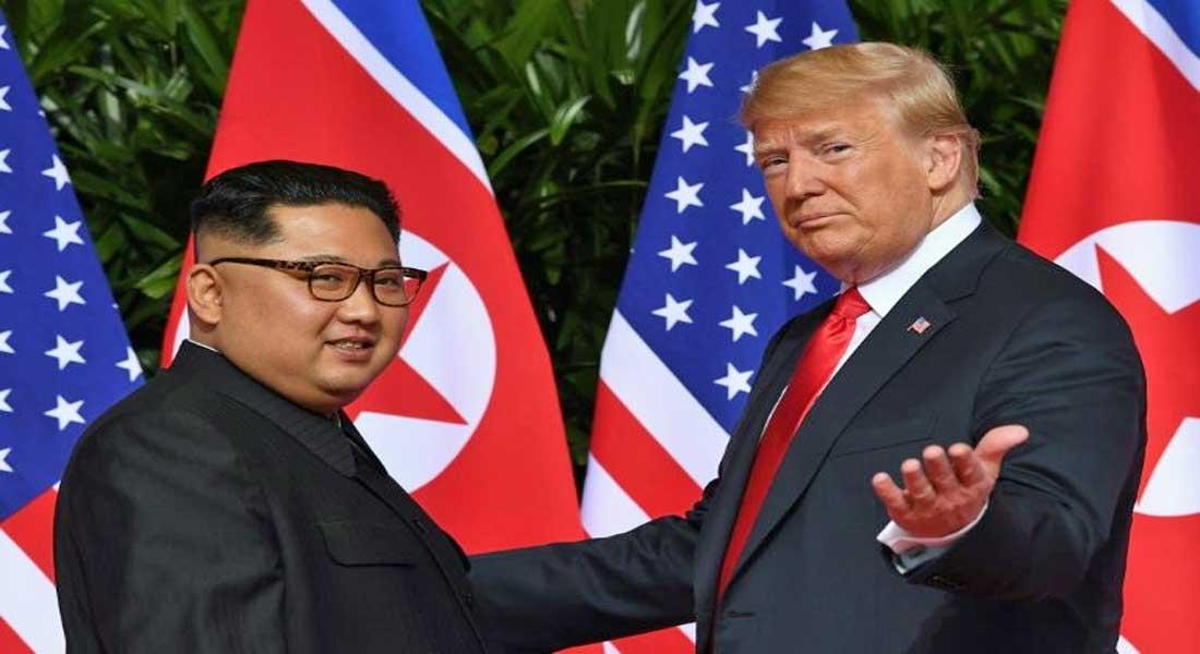 """Pour Kim Jong Un les Etats-Unis est le """"plus grand ennemi"""" de la Corée du Nord"""